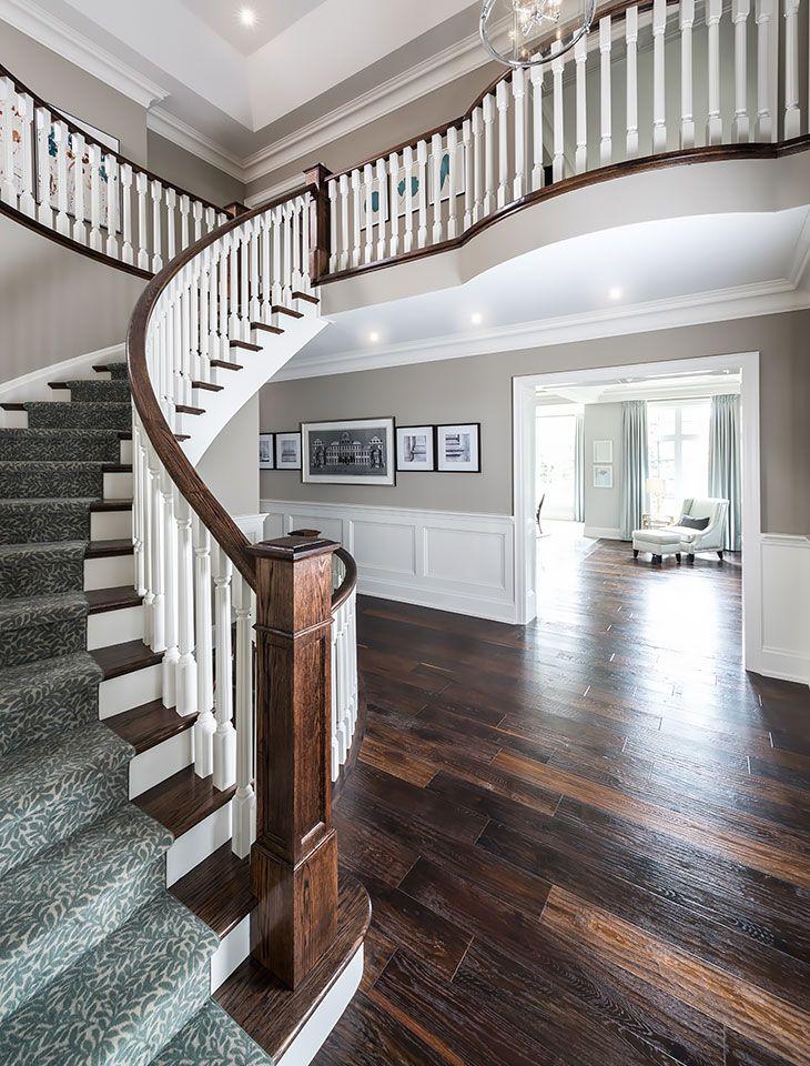 stairway | Jane Lockhart Interior Design