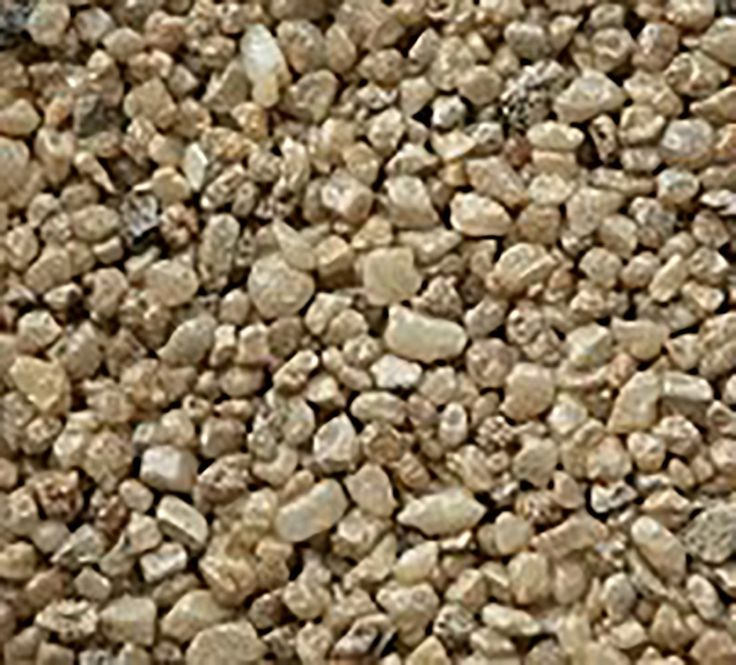 "Amazon.com : Safe & Non-Toxic {Small Size, 0.12"" Inch} 3 Pound Bag of Gravel & Pebbles Decor Made of Genuine Quartz for Freshwater Aquarium w/ Natural Sleek Simple Modern Earthy Toned River Style [Tan] : Pet Supplies"