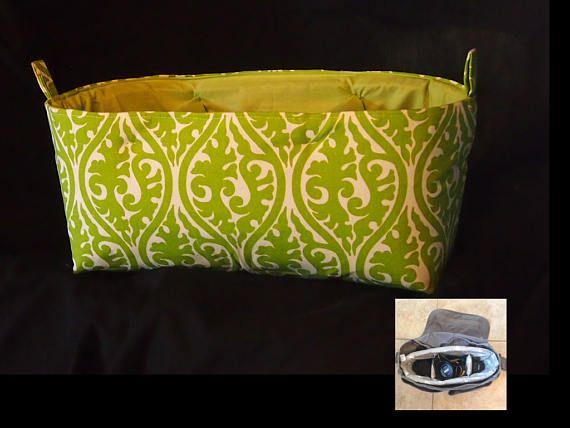 Camera Bag Insert  DSLR Camera bag  Camera Bag  Camera case