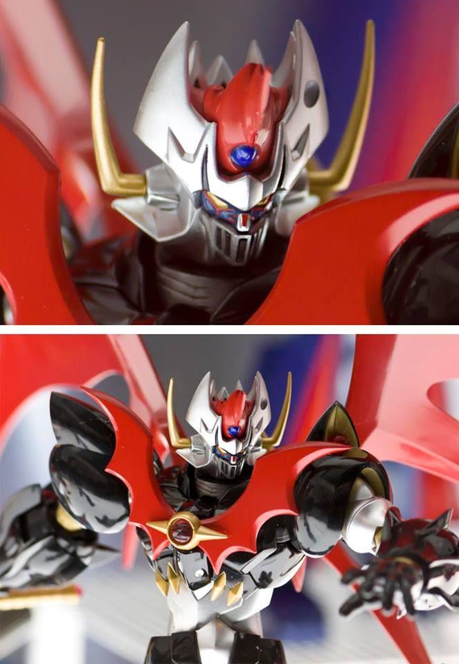 Super Robot ChoGokin Mazinkaiser