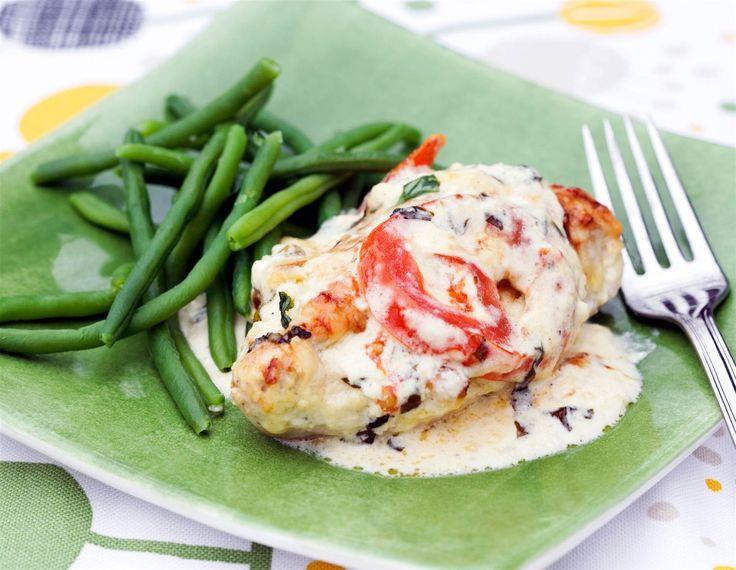 Kycklinggratäng med dijonsenap är en fantastiskt smakrik och lättlagad varmrätt, perfekt till dig som följer LCHF eller GI. Här hittar du receptet!