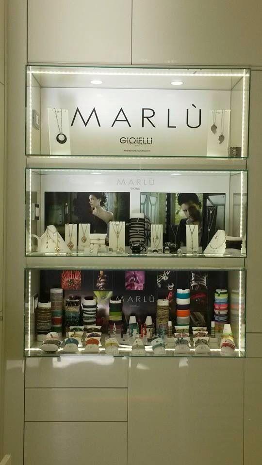 Esposizione Marlu Gioielli