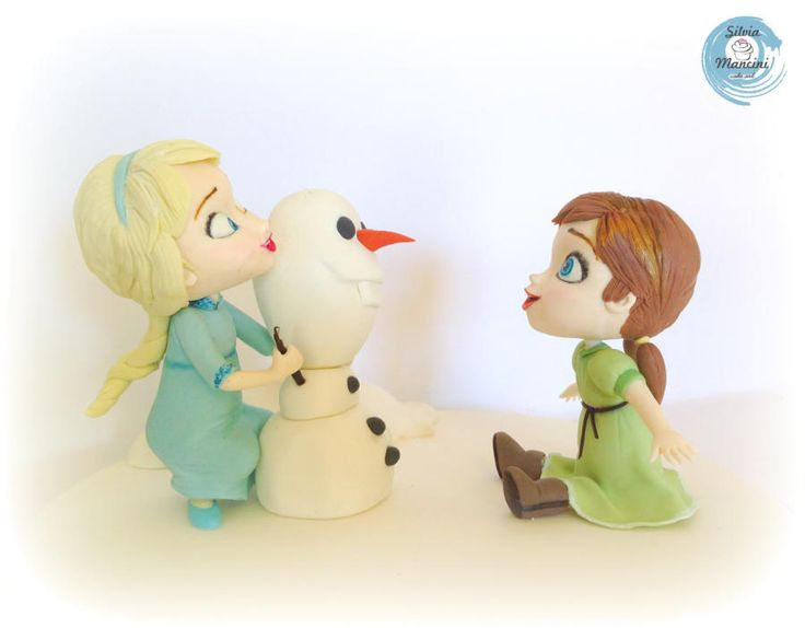 Frozen - Cake by Silvia Mancini Cake Art