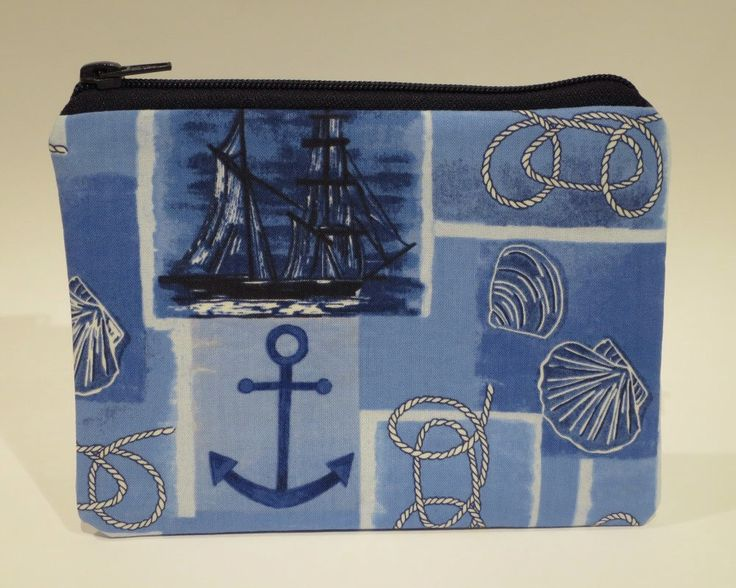 Zip Purse, Bag Organiser, Bag Tidy, Keep Small Essential Items Together in Your Bag, Nautical Fabric, Ship & Anchor, Gift for Men by RachelMadeBoutique on Etsy https://www.etsy.com/listing/271582445/zip-purse-bag-organiser-bag-tidy-keep