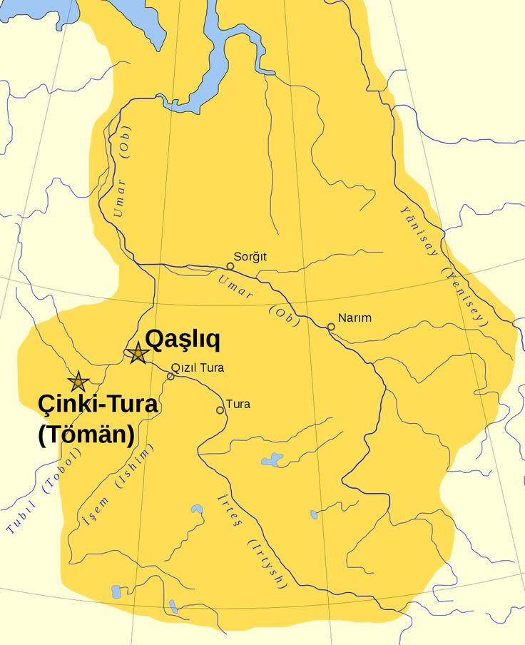 Khanate of Sibir - Wikipedia