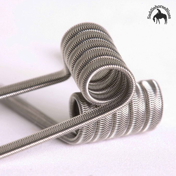 What do you get when you combine an Alien and a Framed Staple? A powerhouse coil that will impress you on all fronts! Insane flavour and clouds for days, these coils are bound to become your new favourite. These are beauties, no question about it, but it's their performance that will knock your socks off.