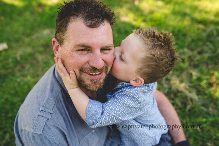 Albury Wodonga Family Photographer - Clothing Example - Father and son