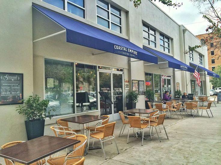 Savannah Coffee Roasters Cafe Menu