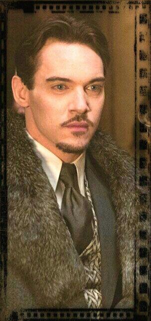 Dracula    Jonathan Rhys Meyers. Perfect match.