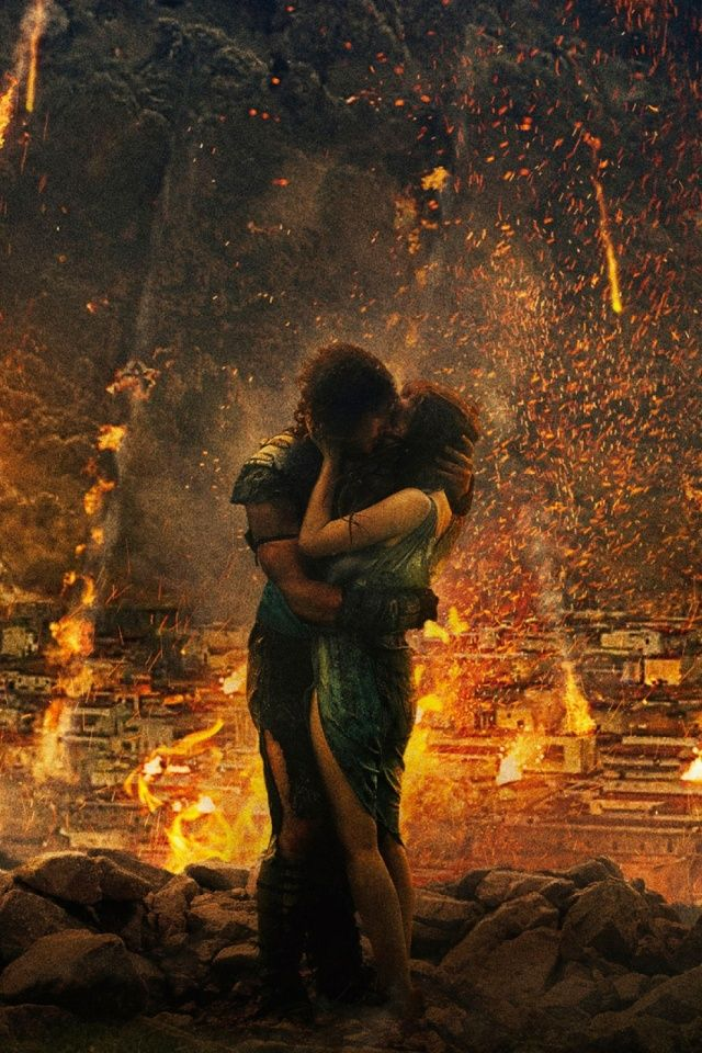 Pompeii Movie 2014