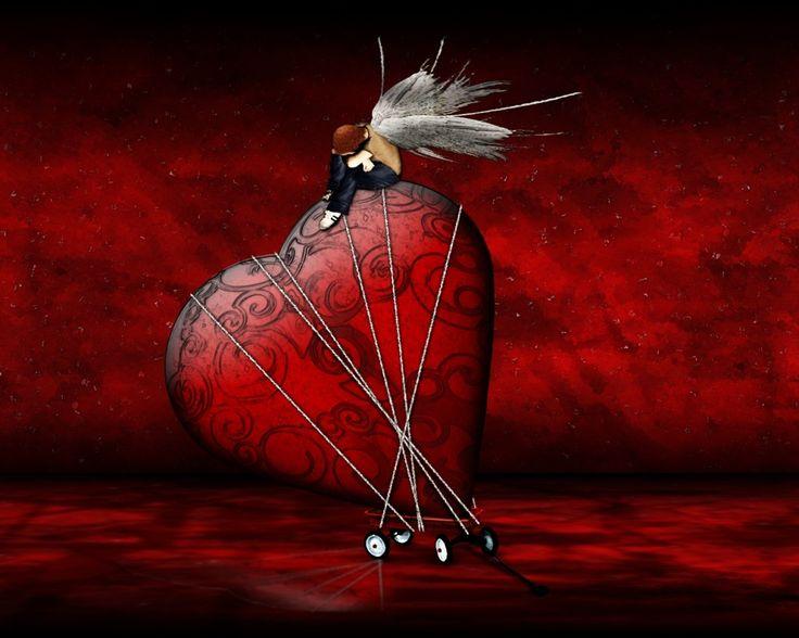 b9d429d44ca751b61f3b5fa28e244e84 big hearts queen of hearts - Imagenes Para MI Computadora Gratis | ... Pantalla / 3D / Otros / Yo y mi coraz...