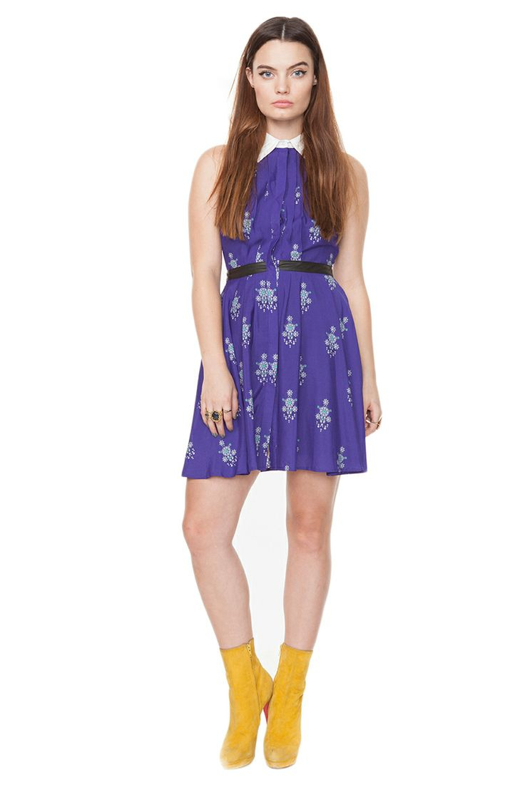Harry and Zoe - Violet Floral Collar Dress, $69.00 (http://www.harryandzoe.com/violet-floral-collar-dress/)