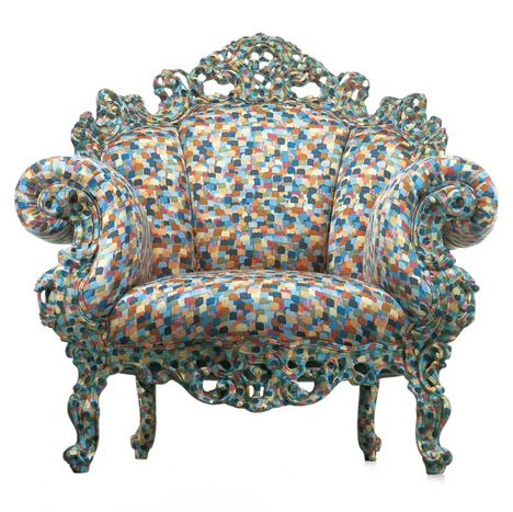 Alessandro-Mendini,Proust-chair,1978