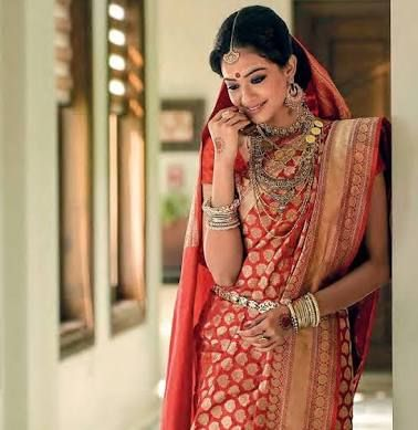 #Bengal #bridal #bride #bengali #wedding #India                              …