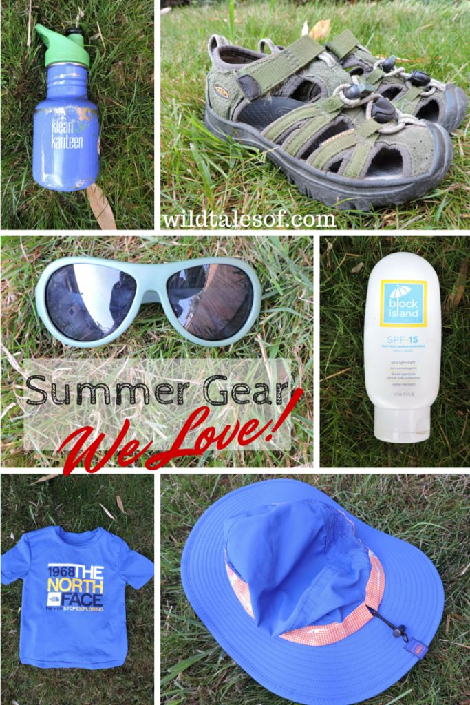 Summer Gear We Love for Traveling and Adventuring Tots - wildtalesof.com