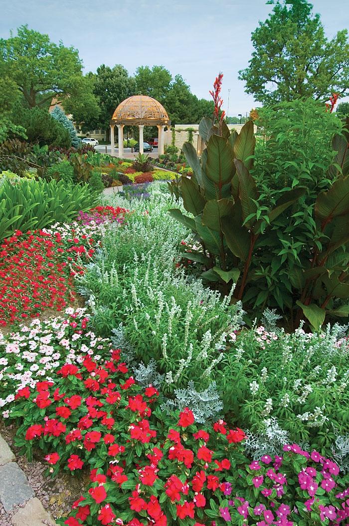 Sunken Gardens ~ Lincoln, Nebraska