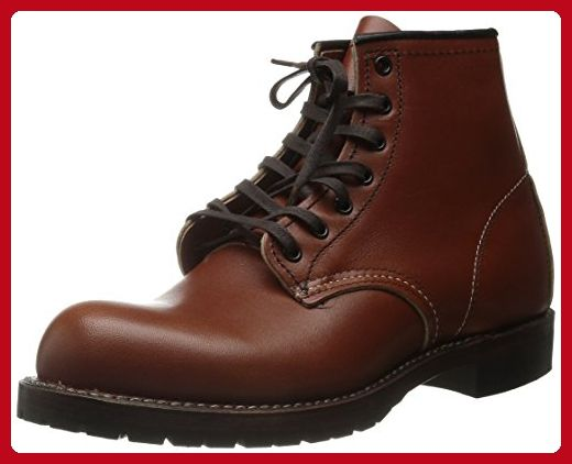 "Red Wing Heritage Beckman Round 6"" Boot, Brick Settler, 13 D(M) US - Mens world (*Amazon Partner-Link)"