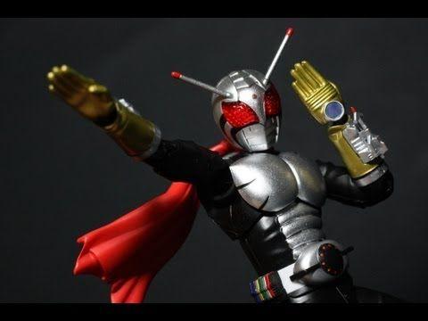 Firestarter's Blog: Toy Review: S.H. Figuarts Kamen Rider Super 1