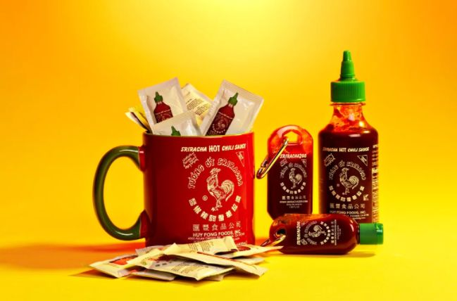 Sriracha Lover's Package, only $35 at sriracha2go.com. Holler!  (: @firstwefeast)