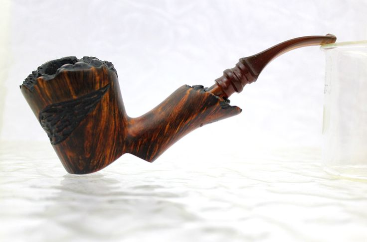Jobey Dansk 3 Briar Tobacco Smoking Pipe Vintage Curved Bent Freehand Denmark Smooth Grain Wood Estate Ready to Smoke Carved Karl Erik by LancienBriquet on Etsy https://www.etsy.com/listing/514600895/jobey-dansk-3-briar-tobacco-smoking-pipe
