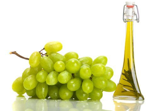Grapes and Grape Seed Oil