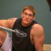 Todd Duffee.. aww look at him !!