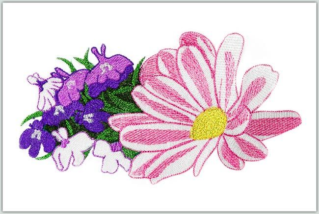machine embroidery tutorial