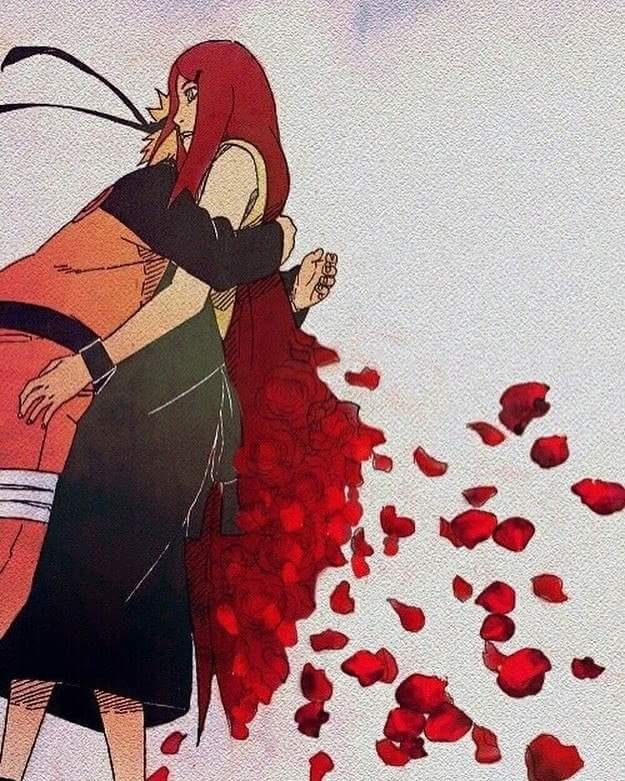 Naruto meets Kushina.. such an emotional moment ❤️❤️❤️