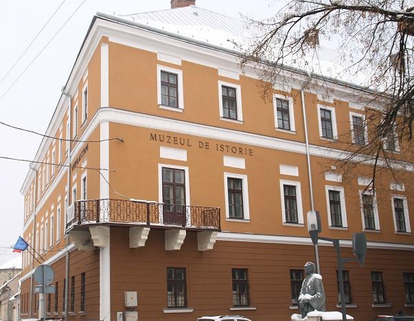 National History Museum of Transylvania, Cluj-Napoca.