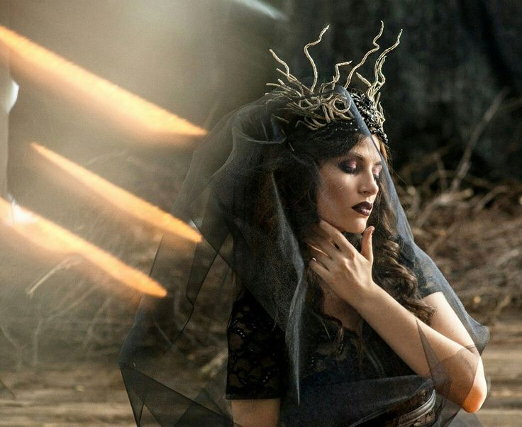 Maleficent, black, mistic