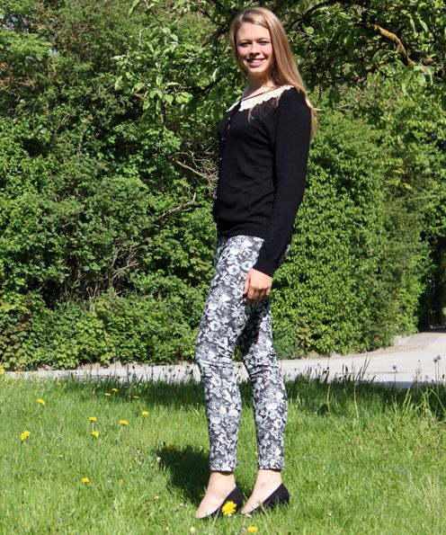 Cardigan #Primark Pants #H&M Hennesandmauritz