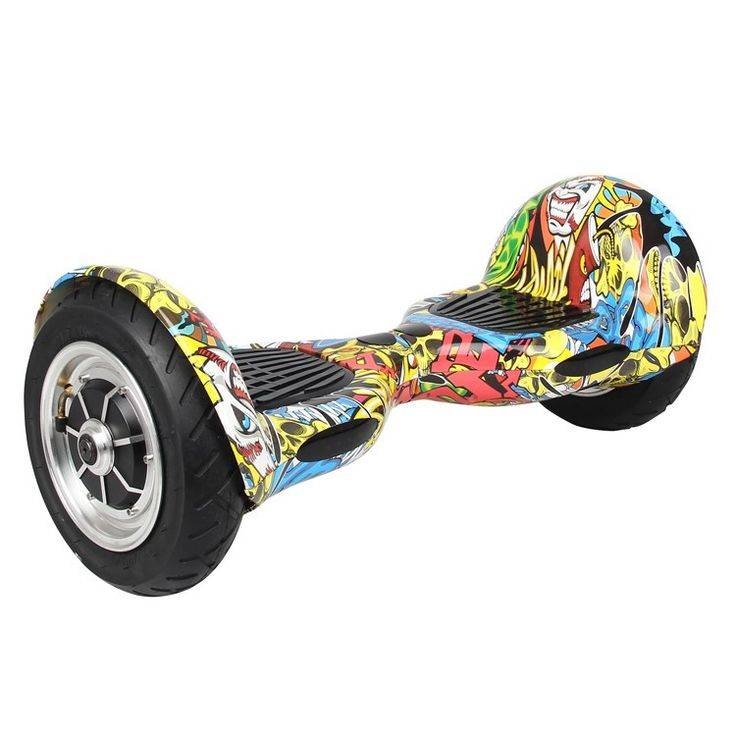 Big Wheel Hoverboard >> Mini Segway Electric Balancing Scooter 10 inch Hip-hop Graffiti   Minis, Hip hop and Products