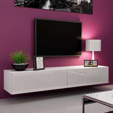 TV stolek zavěšený