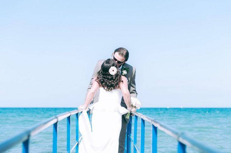 Spring elopement in Cretan winery | Crete for Love