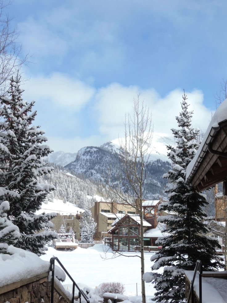 Copper Mountain, Colorado. #Travel #colorado