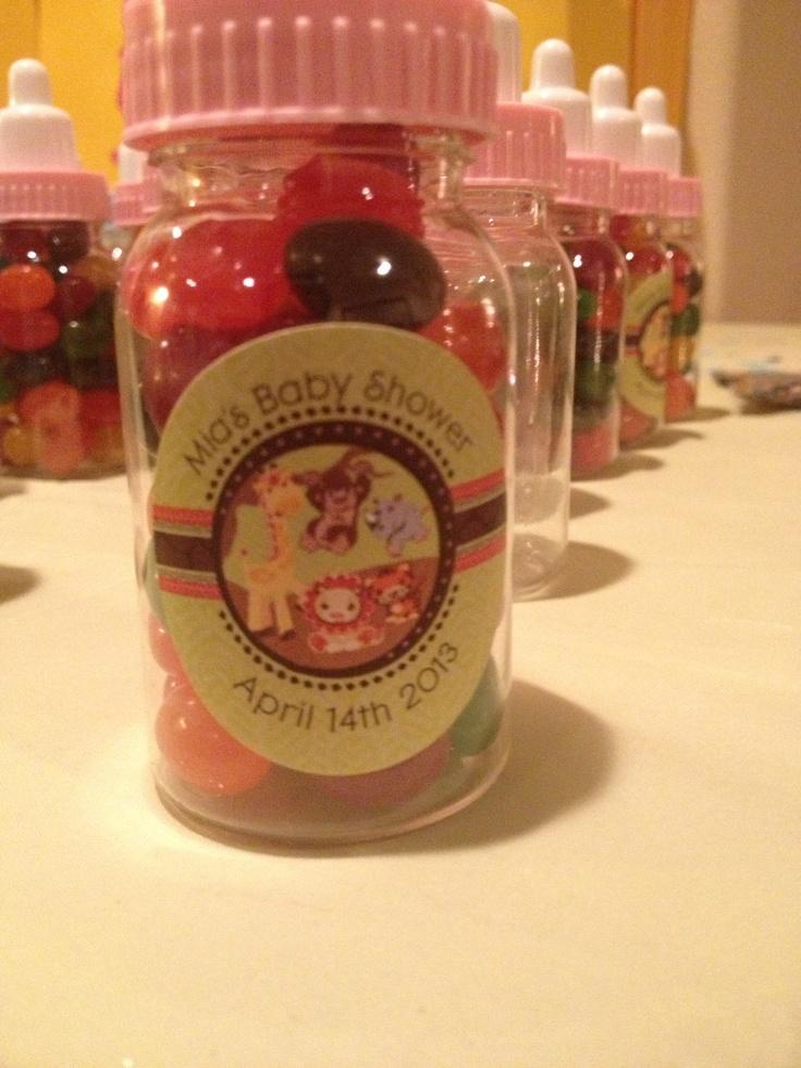 Fun Safari Jungle Baby Shower Theme Part - 45: Funfari - Fun Safari Baby Shower Stickers #Crafts #BabyShower #BigDot  #HappyDot