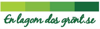 En lagom dos grönt .se|Gröna köptips