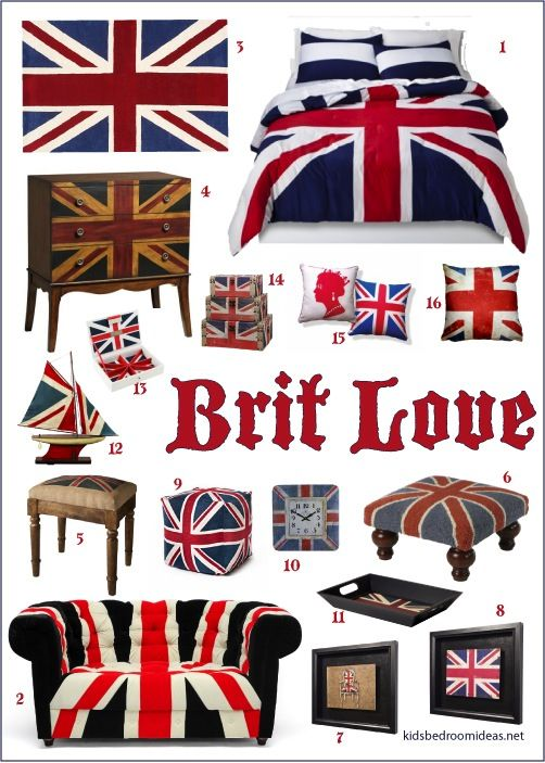 The Union Jack flag is everywhere these days  I ve picked out a few   British Themed RoomsBritish BedroomBritish DecorJack. Best 20  London theme bedrooms ideas on Pinterest   British themed