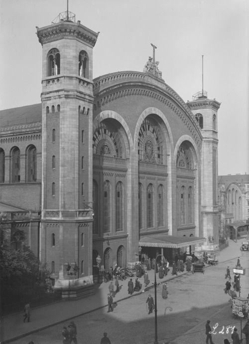 Stettiner Bahnhof (1871-76), Berlin
