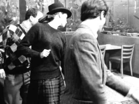 Movie: Bande à part Year: 1964 Duration: 95' Country: France Director: Jean-Luc Godard Music: Michel Legrand Photography: Raoul Coutard (B & W) Cast: Anna Ka...