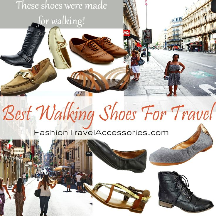 In this blog you'll find the best walking shoes for travel which are loafers, oxford shoes, ballet flats, sandals, and boots to choose from. Comfortable and affordable.