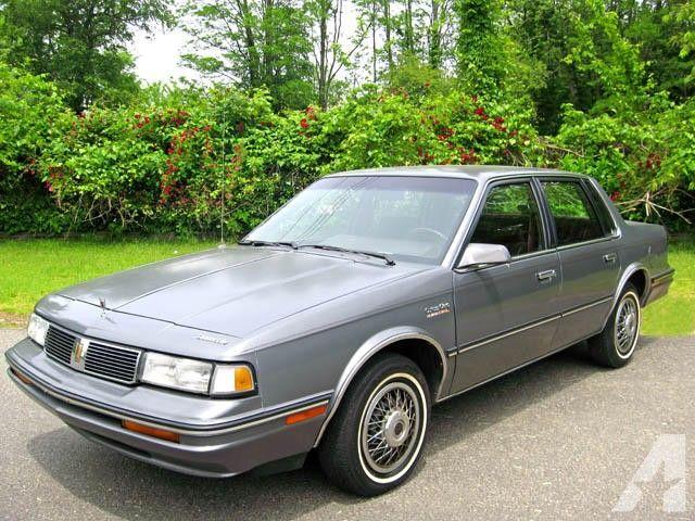 1988 cutlass cierra 1988 oldsmobile cutlass ciera for sale in marlboro new jersey cars. Black Bedroom Furniture Sets. Home Design Ideas
