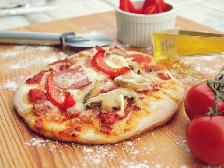 ECCO COME PREPARARE LA PIZZA PERFETTA