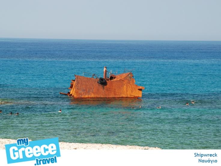 The Shipwreck of Milos by www.milos-tours.gr/en/