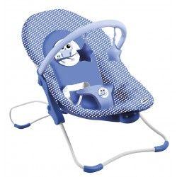 HAMACA ASALVO PLEGABLE: hamaca muy ligera, ideal para viajes y con diseño ergonómico que se adapta al bebé.
