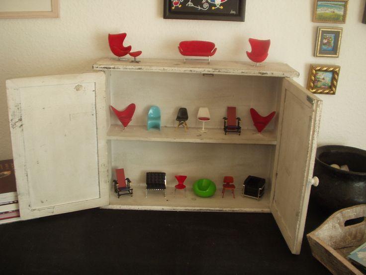 Designer mini stole
