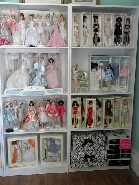 Barbie Doll Display Boxes | Recent Photos The Commons Getty Collection Galleries World Map App ...