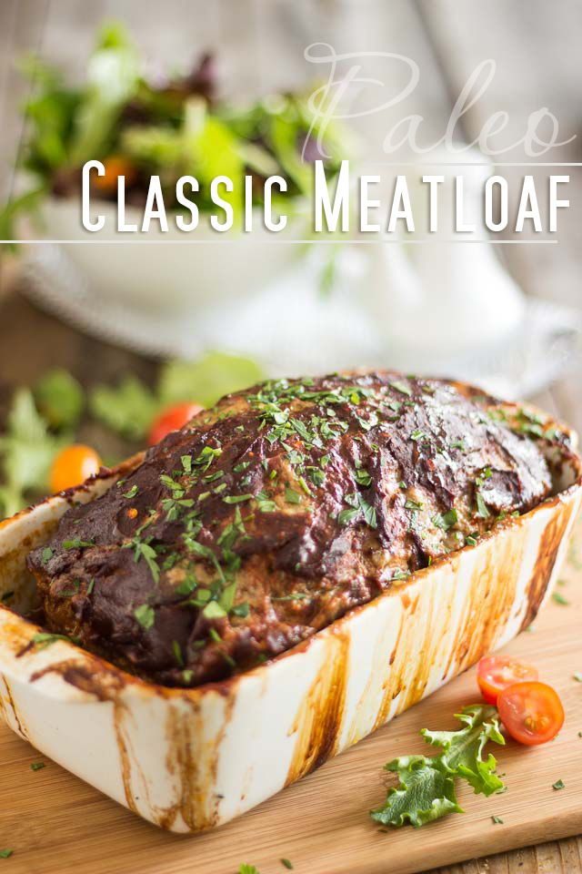 Paleo Classic Meatloaf Recipe plus 24 more of the top Paleo muffin recipes