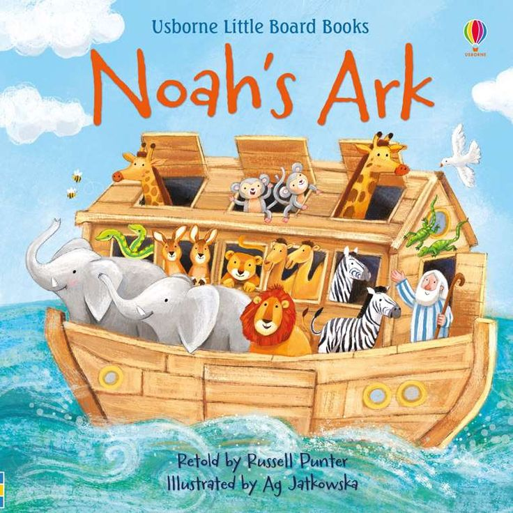 Noahs ark bible stories for kids noahs ark usborne books