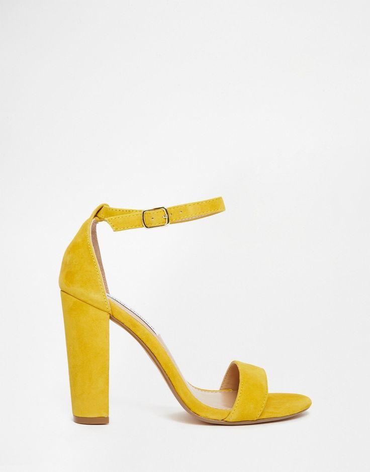 Zapatos Valentino Amarillos